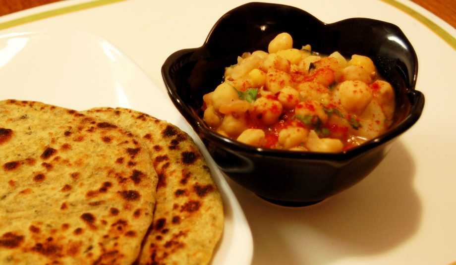 THREE THINGS MY FEISTY GRANDMOTHER WANTS YOU TO KNOW ABOUT ALOO PARANTHAS
