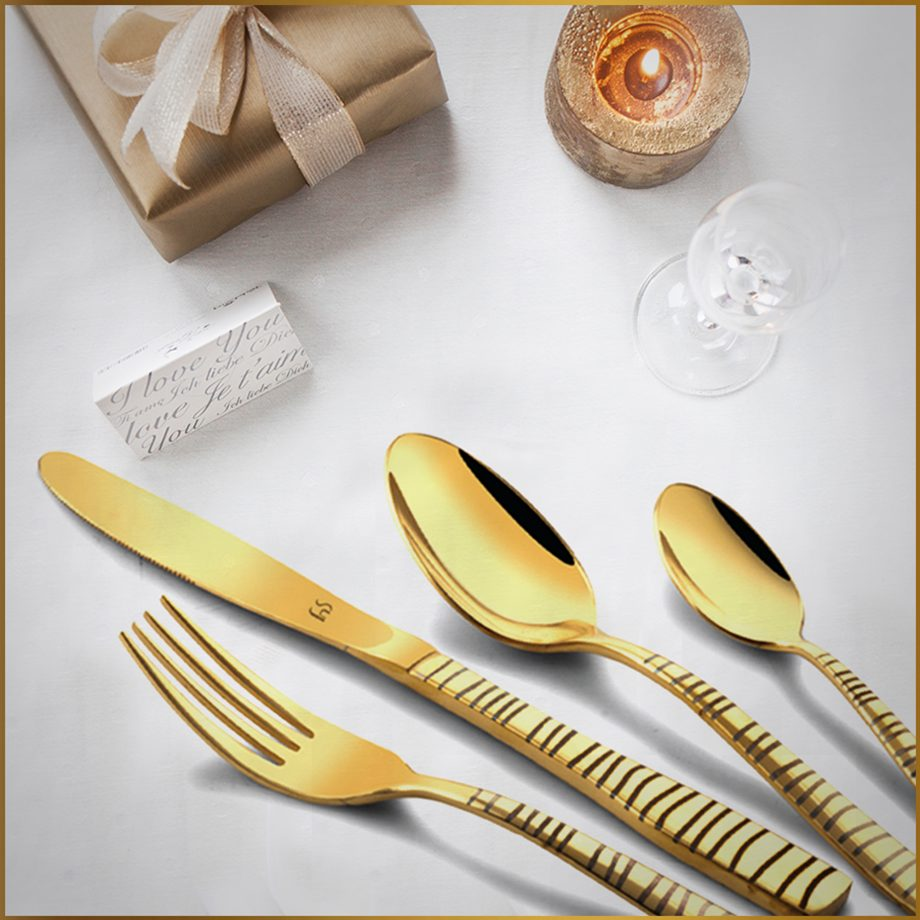 Rules for the Right Cutlery Table Setting