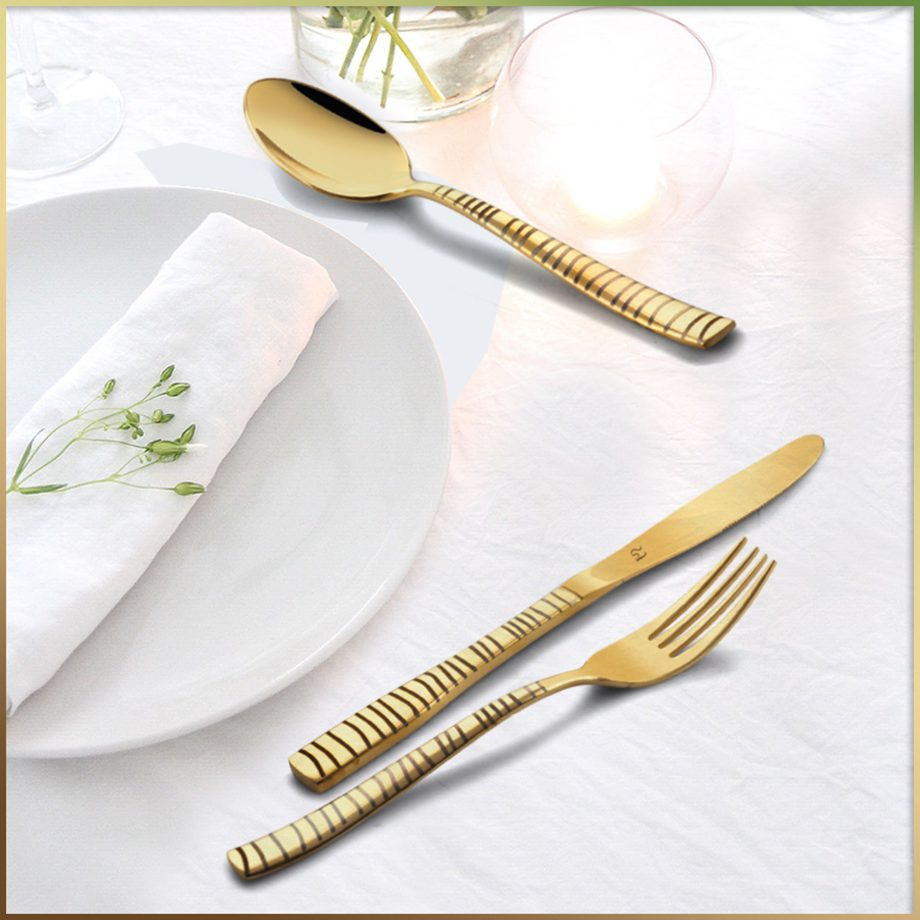 Types of Flatware for Different Table Setting
