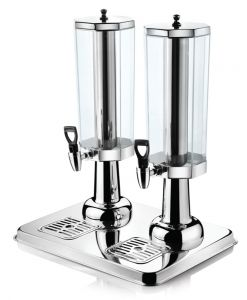 DOUBLE JUICE DISPENSER (3ltr)